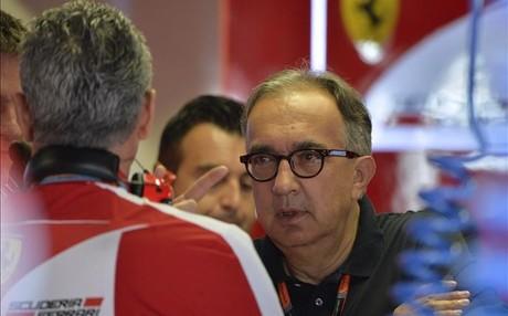 Sergio Marchionne espera mucho de esta pr�xima temporada