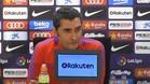 Valverde explicó por qué se lesionó Dembélé