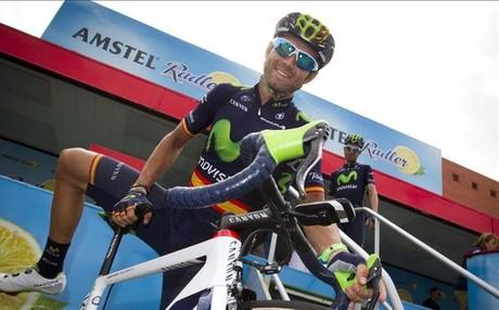 Valverde es el �nico ciclista que ha ganado la Vuelta Ciclista a la Regi�n de Murcia cuatro ocasiones