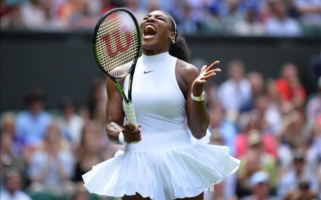 El vestido de Serena en Wimbledon est� causando sensaci�n