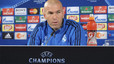 Zidane: It would be a failure not to make Champions League final