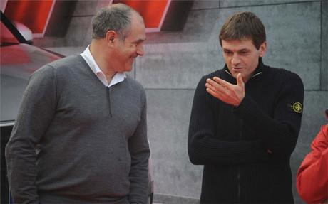 Andoni Zubizarreta quiere esperar a hablar con Vilanova para planificar el futuro a corto plazo