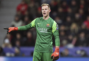 Ter Stegen podría dejar el Barça si llega una oferta interesante