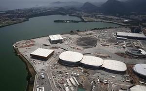 El Parque Olímpico de Río16, en el barrio de Barra de Tijuca