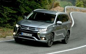 Mitsubishi Outlander PHEV: Ahorro y confort El�ctrico