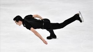 Javier Fernández llega a la Final ISU Grand Prix con las victorias en Moscú y París