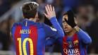 Ante el Espanyol vuelve Neymar, el socio de Messi