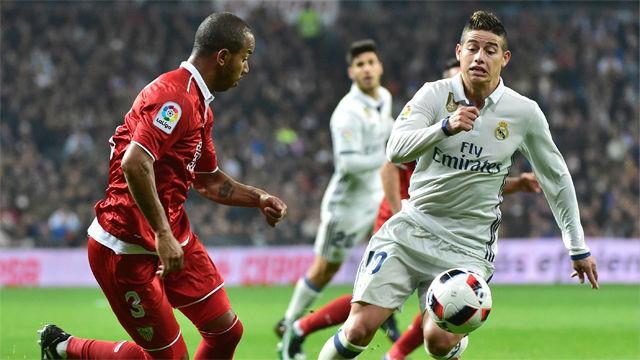 Video resumen Real Madrid - Sevilla (3-0). Ida octavos Copa del Rey 2016-17