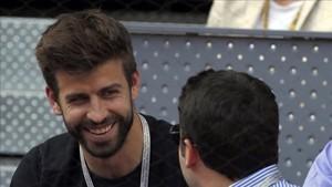 Piqué, protagonista en el videoclip de Shakira