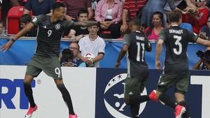 Alemania se clasificó para la final tras derrotar a Inglaterra