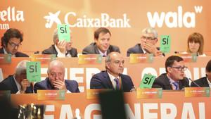 La Asamblea fue un nuevo refrendo a la gestión de Andreu Subies