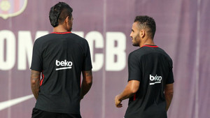 Paulinho y Douglas, inseparables