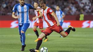 Muniesa, baja ante el Barça