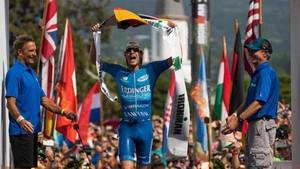 Lange se impuso en el Ironman de Hawai