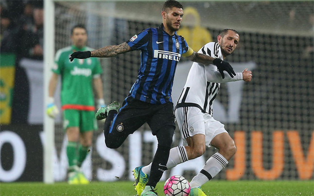 Chiellini vuelve a lesionarse y es duda para el Bayern-Juventus