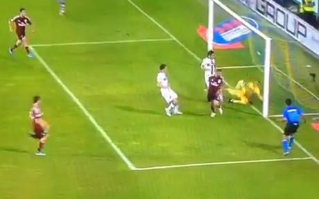 El golazo de Menez contra el Parma