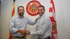 Pablo Machín amplió su contrato con el Girona