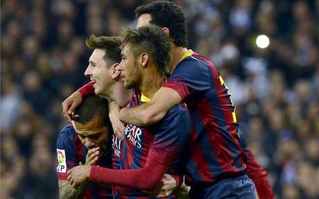 No te pierdas los goles del Madrid-Barça