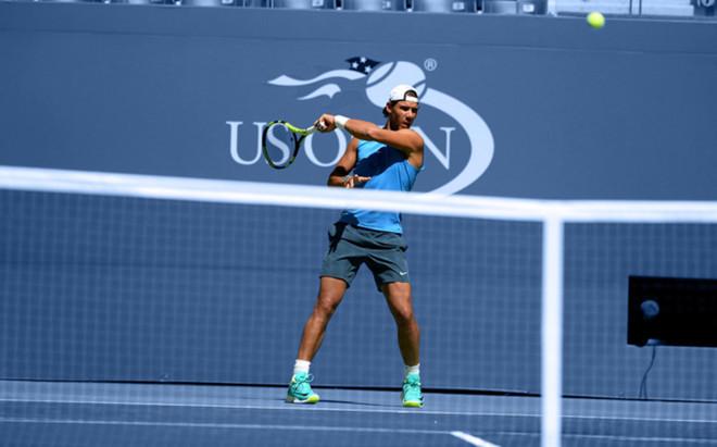 Rafa Nadal se est� preparando al m�ximo para este US Open