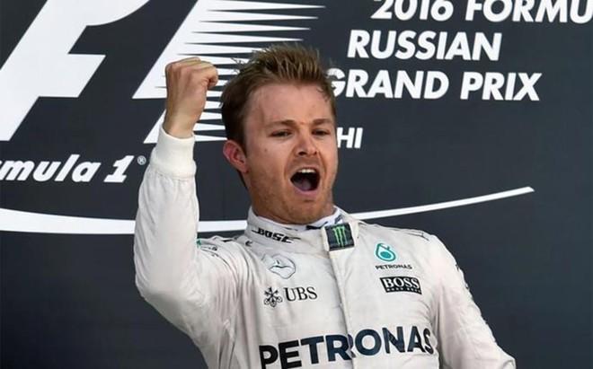Rosberg sigue plet�rico en este inicio de Mundial de F1