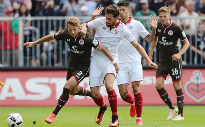 El Sevilla volvi� a ganar en una pretemporada muy productiva