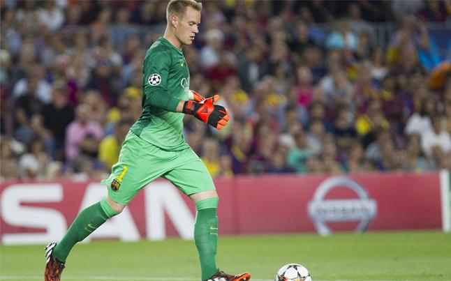 Las mejores piernas de los jugadores del Barcelona 0