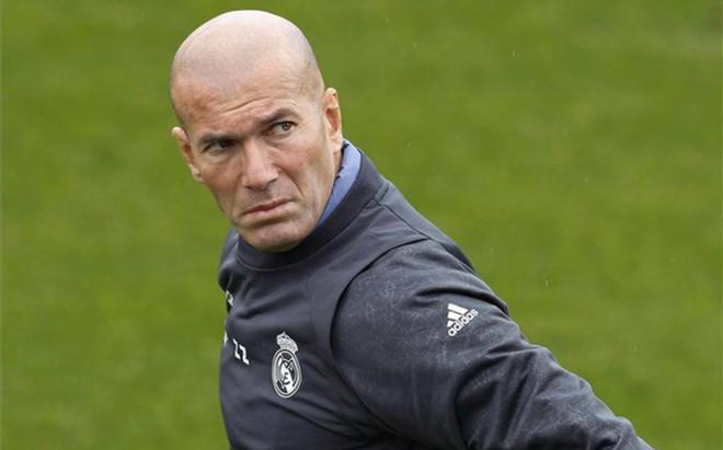 Zidane no sabe c�mo resolver los problemas defensivos de su equipo