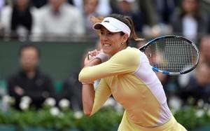 Conchita destacó la actitud ganadora de Garbiñe en la final de Roland Garros