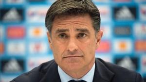 A Michel le gustaría poder entrenar en España y también hacerlo como seleccionador