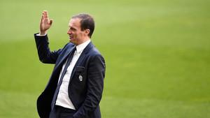 Allegri ha hecho un gran trabajo en la Juventus