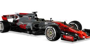 El nuevo Haas VF-17