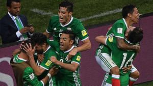 México sufrió para voltear el marcador