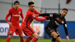 Omar Mascarell y Jesús Vallejo son dos de los extranjeros del Eintracht