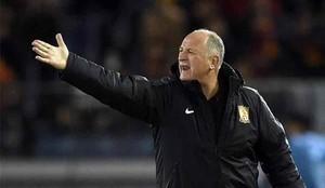 Scolari, entrenador del Guangzhou