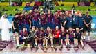 El Barça Lassa logró en 2014 su segundo Mundial de Clubs