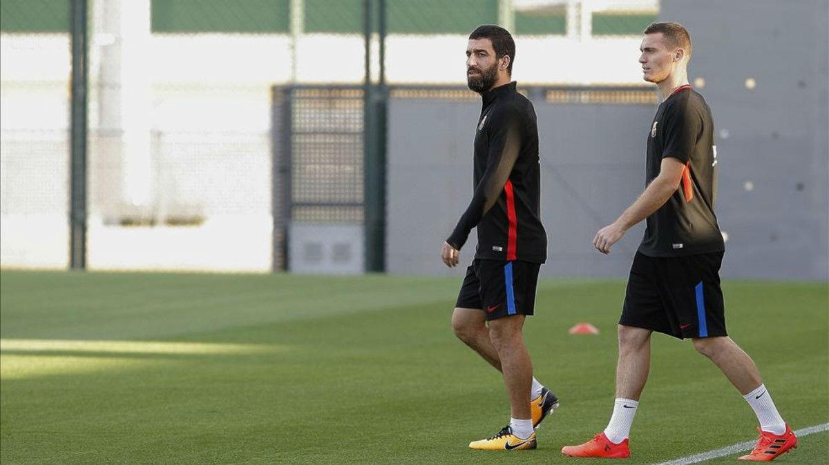 El Barça prepara el partido ante el Málaga, un colista dificil