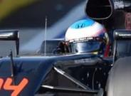 Alonso, contento con el resultado en el GP Rusia