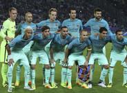 El FC Barcelona que el pasado martes se impuso 1-2 en el Borussia-Park de Moenchengladbach