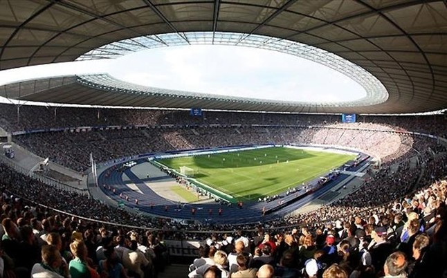 El imponente Olympiastadion de Berlín acogerá la final de la Champions el 6 de junio