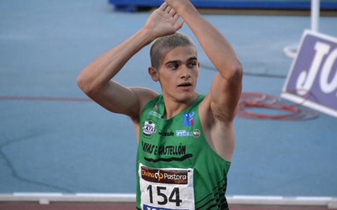 Bruno Hortelano brill� en Madrid