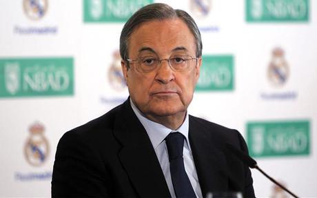 Florentino P�rez acudi� a los juzgados de Madrid