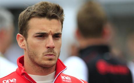 Jules Bianchi permanece en estado cr�tico