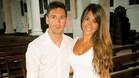Leo Messi y Antonella Roccuzzo se casan
