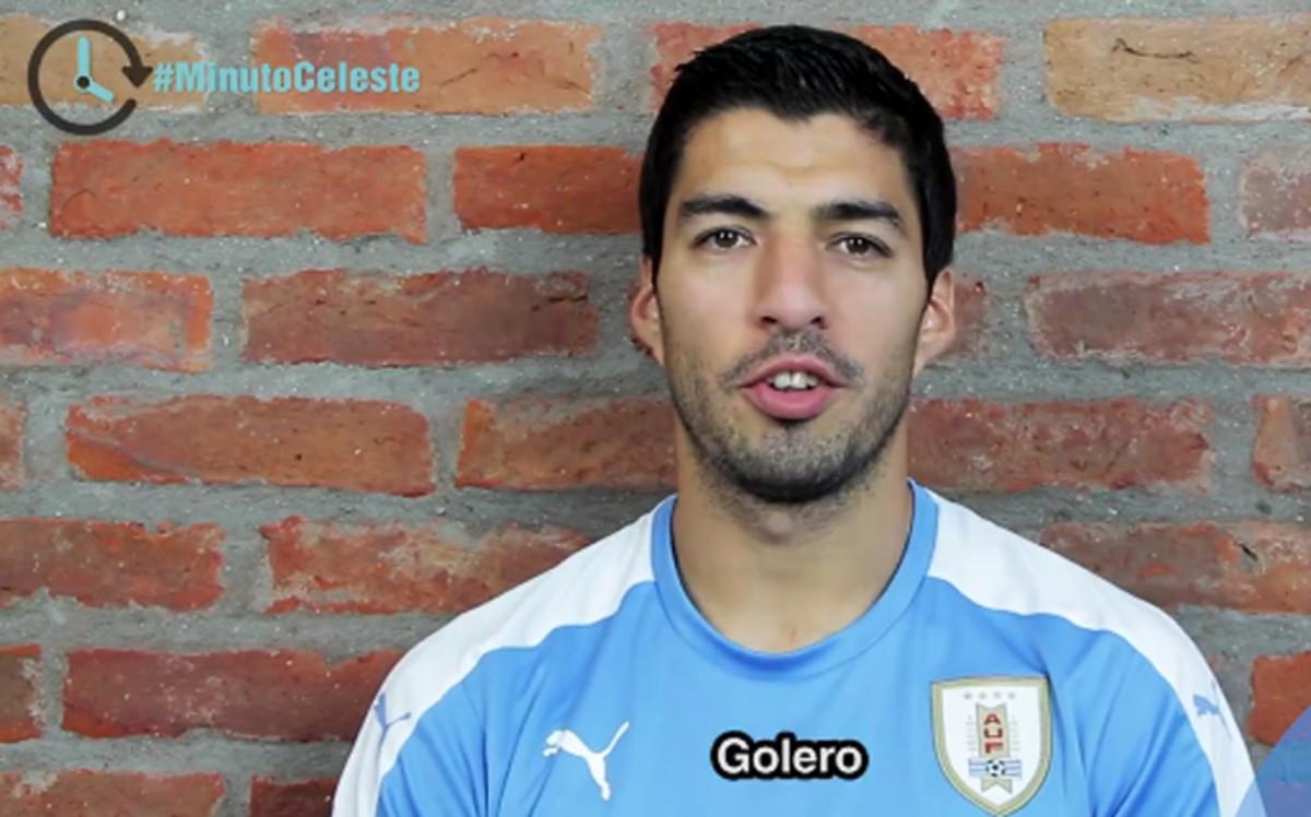 """Luis Su�rez: """"�Mi mejor gol? Conocer a mi mujer"""""""