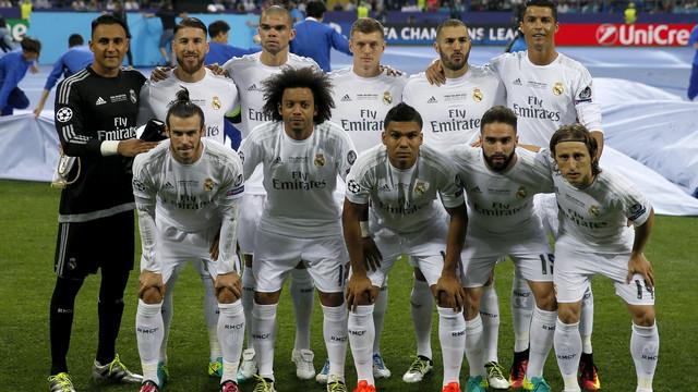 Las im�genes del Real Madrid, 1 - Atl�tico de Madrid, 1