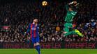 A Messi no hay quien lo pare