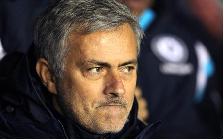 Mourinho critic� el ambiente calmado de Stamford Bridge