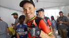Samuel S�nchez tiene claros qui�nes ser�n los hombres a batir en esta Vuelta a Espa�a