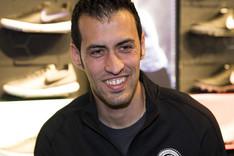 Sergio Busquets, centrocampista del FC Barcelona