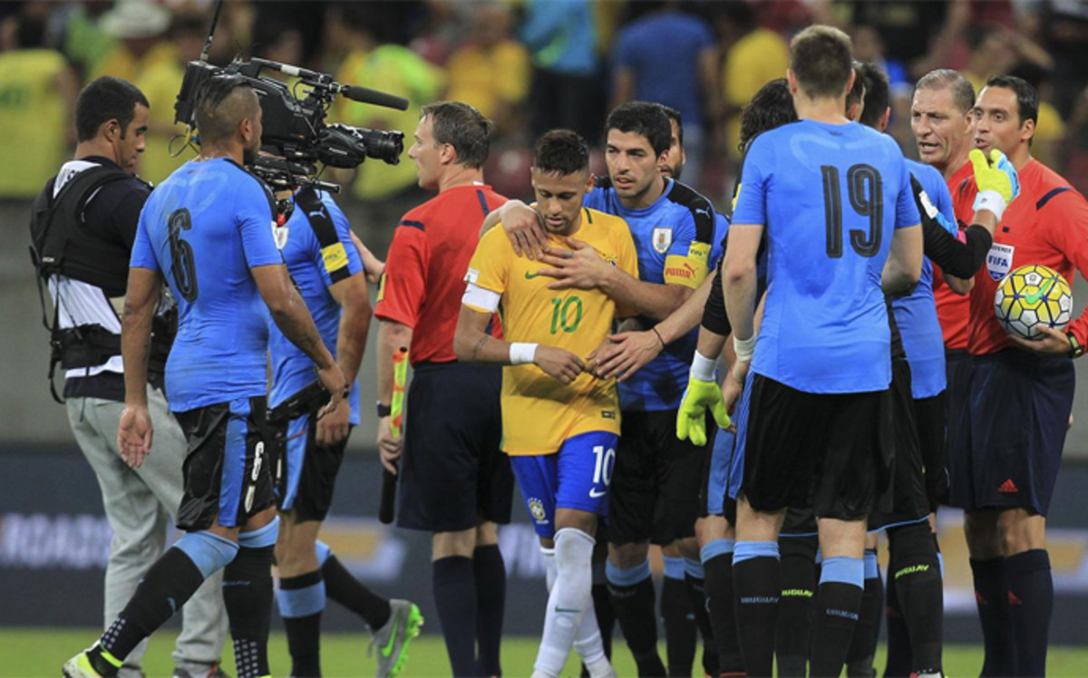 Neymar Jr. no jugar� contra Paraguay y ya puede preparar el Cl�sico